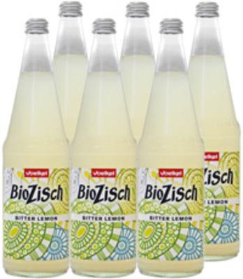 BioZisch Bitter-Lemon 6er Produktbild