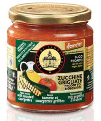 Zucchine Pasta Sauce Produktbild