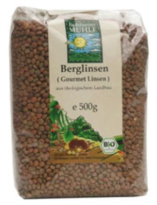 Berglinsen Gourmetlinsen Produktbild