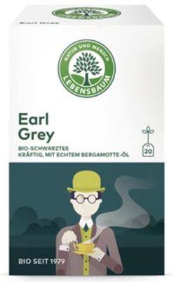 Earl Grey Schwarztee Produktbild
