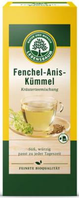 Fenchel-Anis-Kümmel-Tee Produktbild