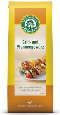 Grill- und Pfannengewürz Produktbild