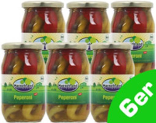Peperoni mild 6er Produktbild
