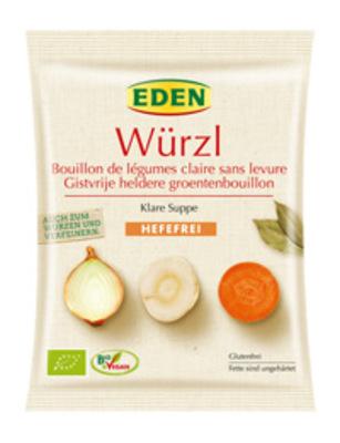 Würzl Klare Suppe hefefrei Nachfüllpack Produktbild