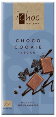 Choco Cookie - Rice Choc - Schokolade Produktbild