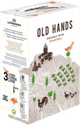 Monastrell Old Hands Tinto Produktbild