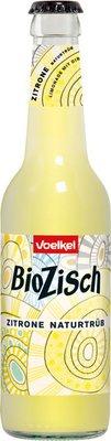BioZisch Zitrone naturtrüb 0,33l Produktbild