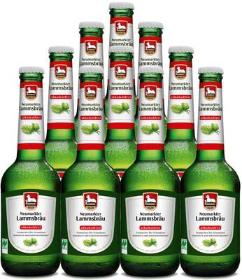 Lammsbräu Alkoholfrei 10er Produktbild