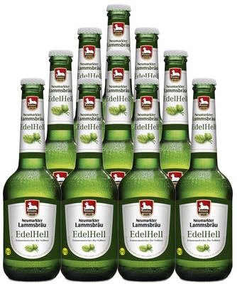 Lammsbräu EdelHell 10er Produktbild