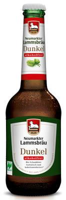Lammsbräu Dunkel Alkoholfrei Produktbild