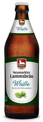 Lammsbräu Weiße Produktbild